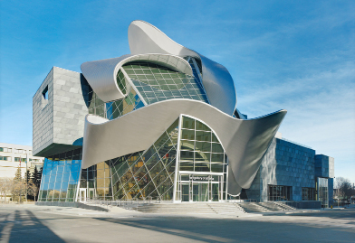 This is an image of the Art Gallery of Alberta.
